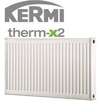 Радиатор тип 11 400H x 1600L бок. FKO KERMI стальной