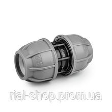 Муфта для труб PE, 32мм, PN10, DSRA10L3232