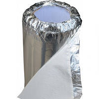 Алюхолст AL+PET 200 защитное теплоотражающее покрытие