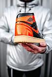 Стильные мужские кроссовки Jordan 1 Retro, фото 4
