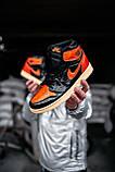 Стильные мужские кроссовки Jordan 1 Retro, фото 3