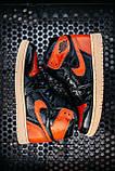 Стильные мужские кроссовки Jordan 1 Retro, фото 8