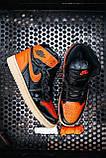 Стильные мужские кроссовки Jordan 1 Retro, фото 9
