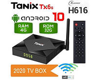 TV-Приставка TX6S 4GB/32GB ALLWINNER H616 (Android Smart TV Box)