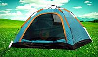 Палатка  туристическая 2х местная  6003