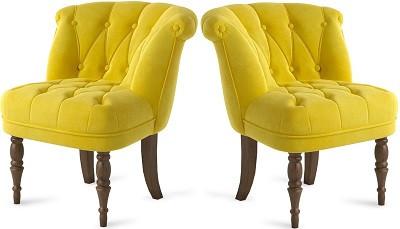 Кресло Бенита желтое - картинка