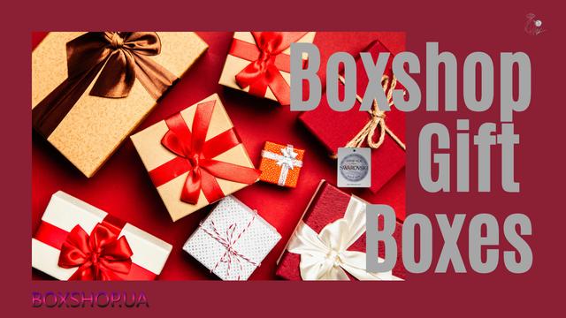 Где купить подарочные коробки оптом?