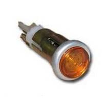 Глазок приборов электрический (желтый) ПД20-Е1