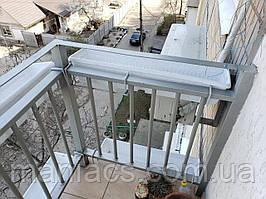 Держатель для балконного ящика любой формы и размера, подставка для цветов