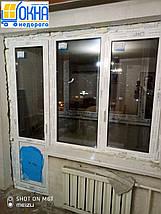 Балконный блок Rehau 60, фото 2