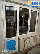 Балконний блок Rehau Synego, фото 3