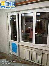 Балконный блок Rehau Geneo, фото 3