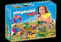 Конструктор Ігрова карта: Прогулянки поні Playmobil 9331
