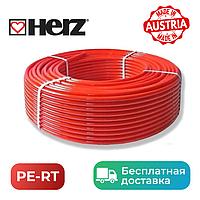 Труба для теплого пола HERZ PE-RT 16x2 с кислородным барьером