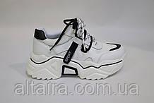 Кроссовки женские, белые. Білі жіночі кросівки.
