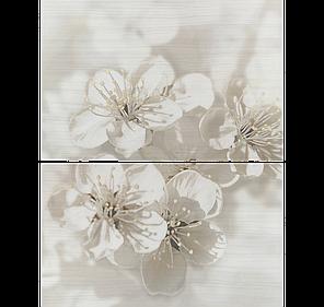 Декор Opoczno Mirta Inserto Flower A,B  45x60, фото 2