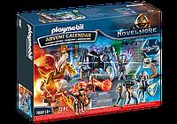 Адвент календар лицарів дракона PLAYMOBIL 70187
