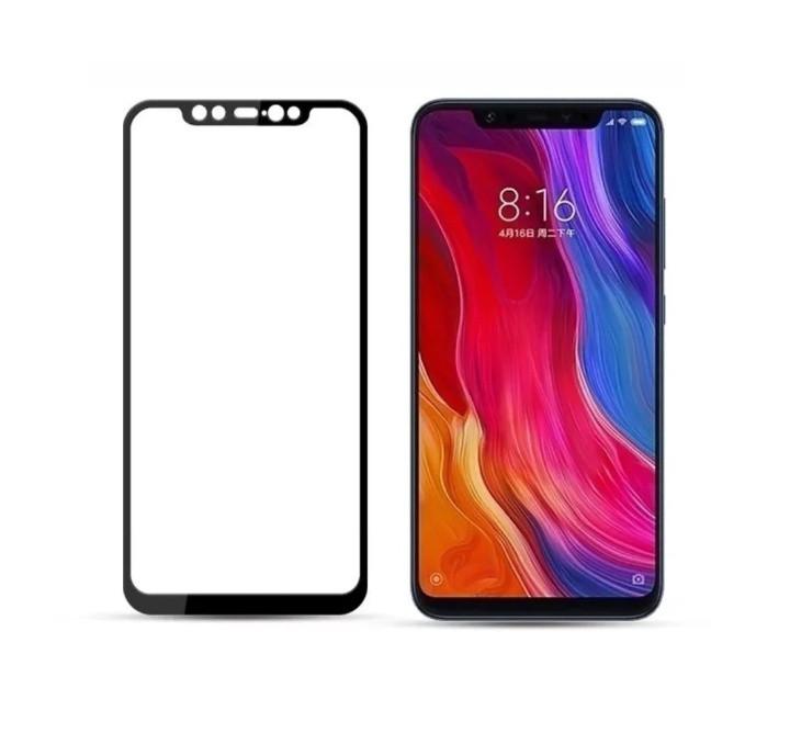 Захисне закалене скло для смартфону Xiaomi Mi 8