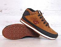 Р.44,45 мужские ботинки NB реплика, натуральная кожа, фото 1
