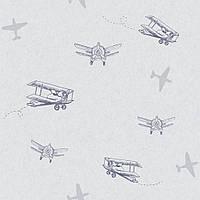 Plane Light Blue