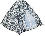 Всесезонная палатка-автомат для рыбалки Ranger winter-5 Hunter, фото 3