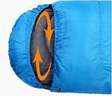 Спальник KingCamp Oasis 250(KS3121) (blue,правая), фото 2