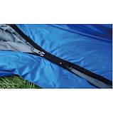 Спальник KingCamp Oasis 250(KS3121) (blue,правая), фото 5