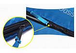 Спальник KingCamp Oasis 250(KS3121) (blue,правая), фото 6