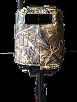 Чехол на капот лодочного мотора MERCURY 9.9 (2) камуфляж