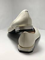 Molka. Женские туфли -балетки из натуральной кожи Размер 36,37,38,39,40.Vellena, фото 10