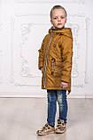 Детская куртка демисезонная для девочки, фото 3