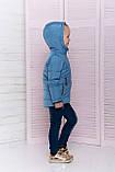 Детская куртка для девочки, фото 4