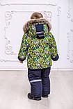 """Детский зимний костюм для мальчика """"Галактика"""", фото 4"""