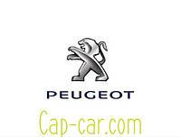 3D Наклейки для дисків Peugeot 65мм
