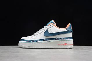 Кроссовки женские Nike Air Force 1 / 1AFM-455 (Реплика)