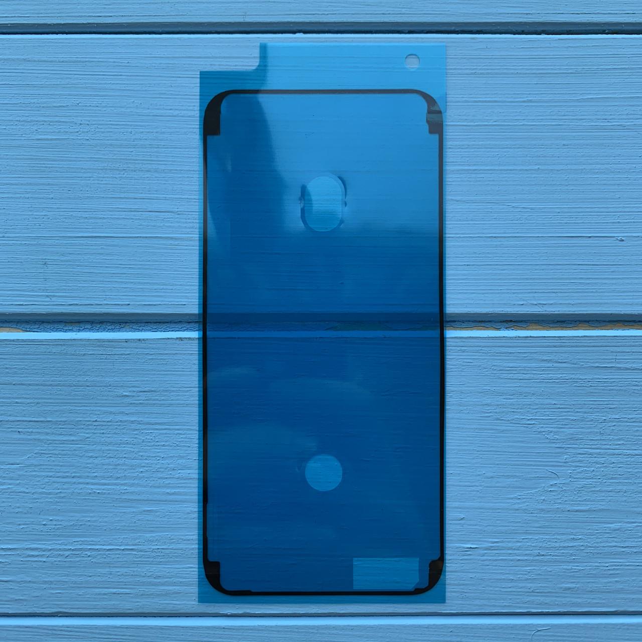 Стикер-проклейка (двухсторонний скотч) дисплея Apple iPhone 6S Black