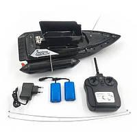 Кораблик катер для завоза приманки прикормки рыбалкиTornado T10W