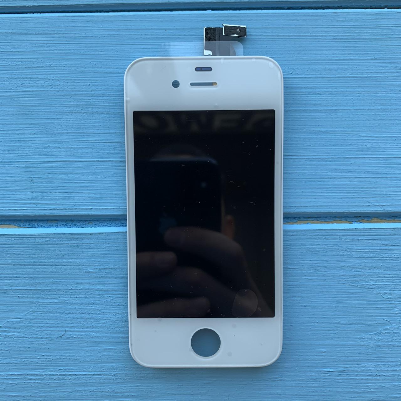 Дисплейный модуль Apple iPhone 4 White