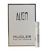 Пробник аромата Thierry Mugler Alien 1.2 ml