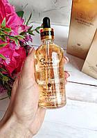 Сыворотка для лица VENZEN SNAIL silky Hydrating skin gold snail (100мл)