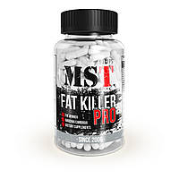 Жиросжигатель для снижения веса MST Nutrition Fat Killer PRO 90 капсул(30 порции)|Тирозин|Кофеин|Гинкогилоба|L-Карнитин|