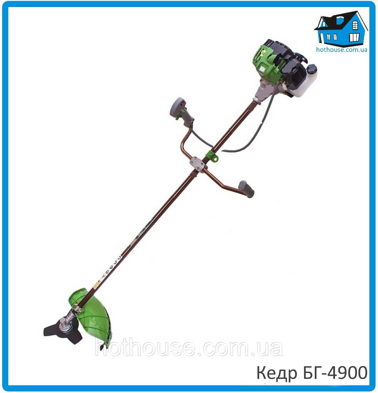 Коса бензиновая Кедр БГ-4900