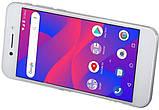 "Смартфон на 2 сим карты 4 ядра 5"" 1/8Gb Doogee X11 серебристый, фото 9"