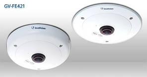 Панорамная IP камера GV-FE2301