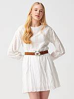 Платье летнее Dilvin. Белый цвет