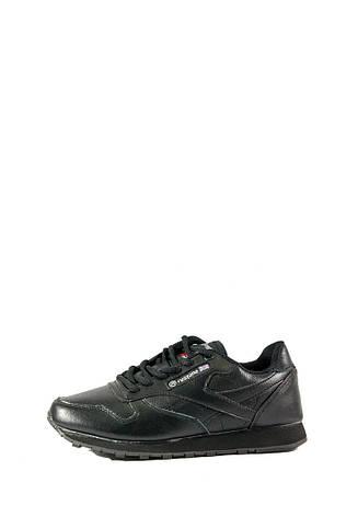 Кросівки жіночі Restime чорний 18116 (37), фото 2