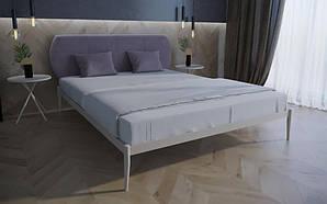 Кровать двуспальная металлическая Бьянка 02 TM Melbi