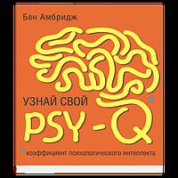 Книга Узнай свой PSY-Q. Автор - Бен Амбридж (Синдпад)