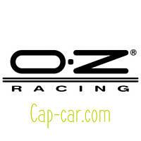 3D Наклейки для дисків OZ Racing-65мм ( ОЗ рейсінг)