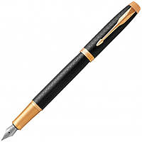 Ручка Parker Перьевая IM 17 Premium Black GT FP F (24 011) (3501179316468), фото 1